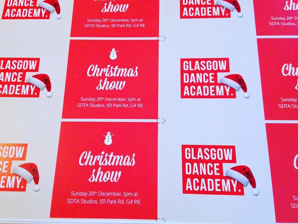 Glasgow Dance Academy show